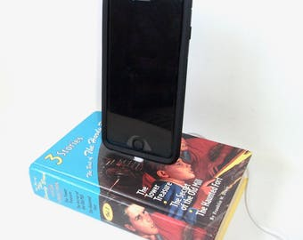 Hardy Boys Book IPhone 5/6/7 Docking Station Dock Charger