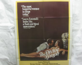 The Divine Nymph 1979 Movie Poster mp050