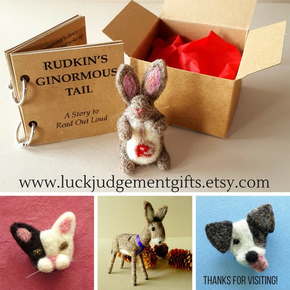 Needle felted dog brooch birthday gift ideas felt dogs pin needle felted dog brooch birthday gift ideas felt dogs pin badge gifts for mothers day cute animal pins wool anniversary present under 20 negle Images