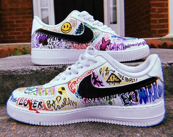 air force 1 custom rose nz