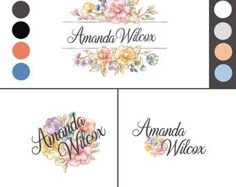 Logo Design, Logos, Business Design, Brand Design, Feminine Logo, Premade Design, Branding, Business Logo, Logo Brand, Business Logo Design