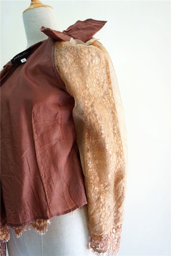 Copper Evening Jacket Women