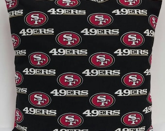 San Francisco 49ers 14X14 pillow cover