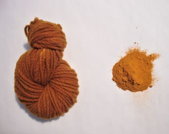 Natural Dye Sample Kit - Turmeric