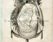 1823 Perrot Map of ARDECH...