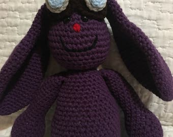Hand Crocheted Mim-Mim Stuffed Animal