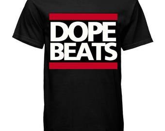 DOPE BEATS T-SHIRT