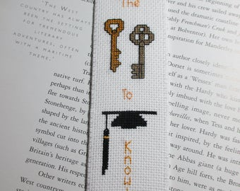 Bookmark  Books are the keys to knowledge