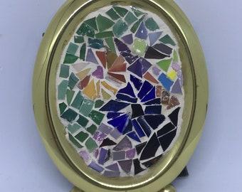 Flowers mini mosaic