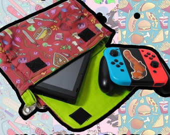 Nintendo Switch Case: Large Style - MADE TO ORDER - Choose Your Pattern