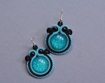 Ziaja - soutache earring