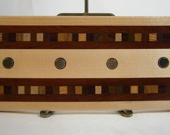 Key Holder / Wood Key Holder / Magnetic Key Holder / Christmas Gift / Houswarming Gift /