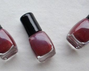 Nail Polish: Purple Rose