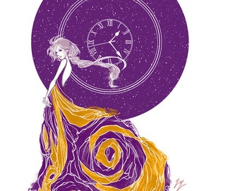 Time waits for you - little print