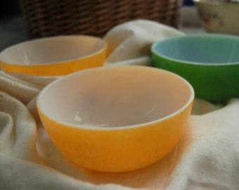 Colorful Vintage Bowls