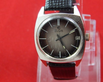 Vintage Elgin 17 Jewels Swiss Movement