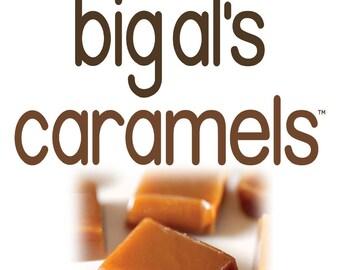 Artisan Vanilla Caramels