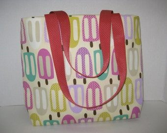 Popsicle Medium Size Tote