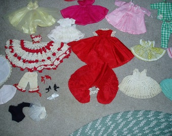 Vintage Handmade Barbie Doll Clothes