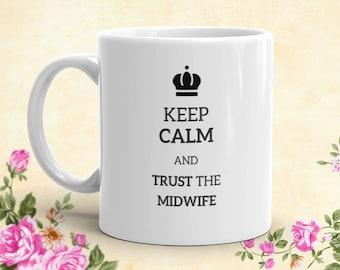 Midwife Gift, Midwife Mug, Doula Gift, Doula Mug, gift for midwife, gift for doula, midwife thank you, midwifery, awesome midwife