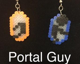 Portal/Portal 2 Earrings
