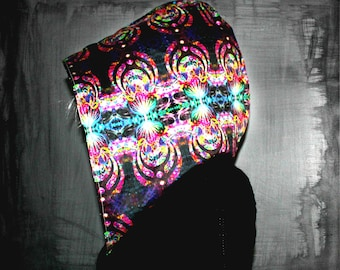 BASSNECTAR // Custom Organic Cotton Hood