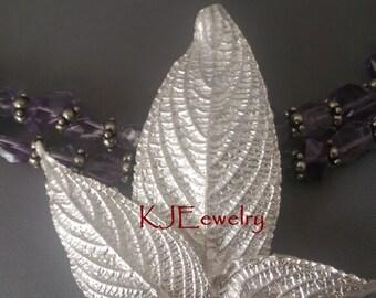 Persian Shield Necklace