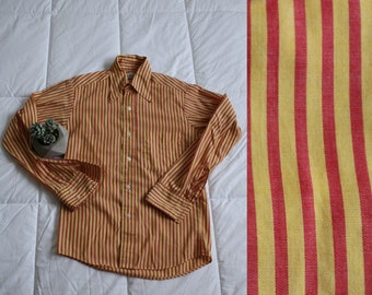 Vintage Stripped Button Down