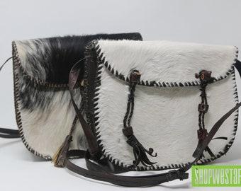 Maya Calf Hair Bag