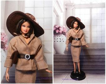 Set for barbie doll