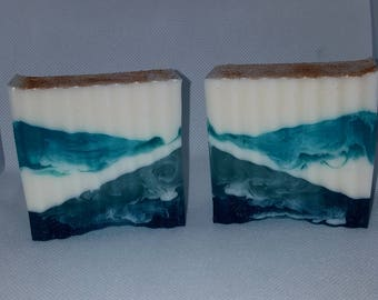 Coconut and Blue Agave Buttermilk Soap