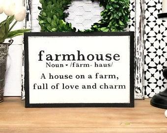 Farmhouse Wall Decor, Farmhouse Decor, Wall Decor, Farmhouse Sign, Farmhouse Wood Sign, Farmhouse Gallery Wall, Farmhouse Wall Art