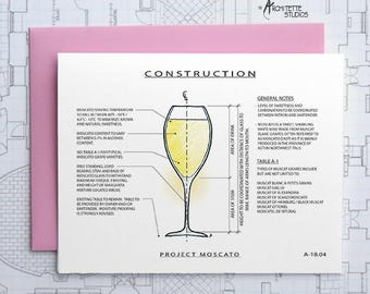 Project Moscato - Instant Download Printable Art - Construction Series