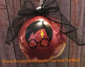 Custom Personalized Ornament