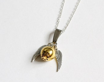 Small Snitch Necklace
