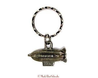 Airship key chain SteamPunk style