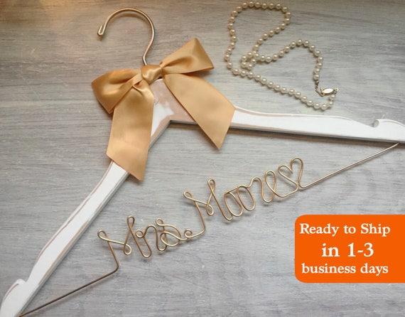 Custom Bride Hanger future Mrs hanger bride hanger wedding