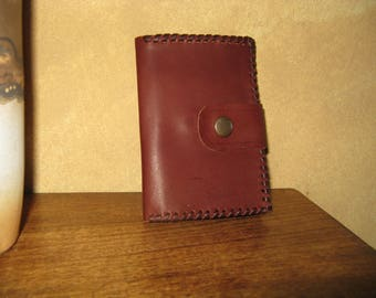 Leather wallet Plus