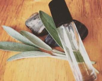 Clary Sage Essential Oil Roller
