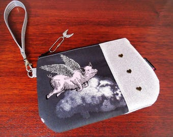 Flying F Party Purse