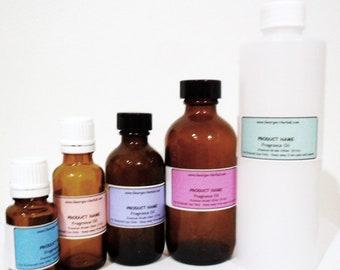 Jasmine Fragrance Oil   U PICK SIZE    Bath & Body Fragrance   Ready to Use  Skin Safe Soap making, Candles, Crafts, Perfume
