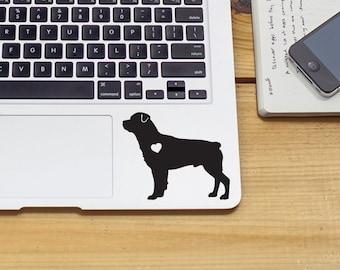 Rottweiler Sticker Rottweiler Decal Dog iPhone Car Laptop Vinyl Decal Sticker