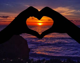 Love sunsets