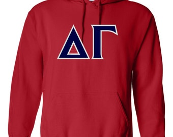 Delta Gamma, DG Sweatshirt, Delta Gamma shirt, DG, big little sweatshirt, sorority sweatshirt, greek sweatshirt, Delta Gamma Letters