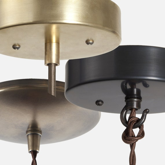 Pendant Light Ceiling Canopy Kit, Chandelier Mount, Pendant Hardwire Kit,  Ceiling Mounting Kit, Lighting Canopy Kit, Pendant Ceiling Canopy