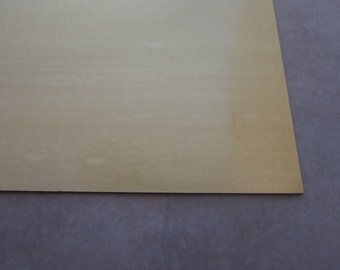 jeweler bronze sheet 24 gauge