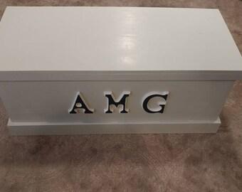 The Aaron Toy & Storage Box