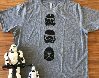 Star Wars Trooper Shirt. Kids T Shirt. Youth Shirt. Troopers Shirt. Girls And Boys Shirts From 4-12