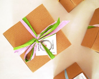 Vanilla Caramels - 8 oz. box