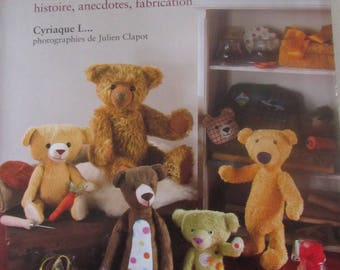 """""""Teddy"""" - story book, stories, making - 18"""